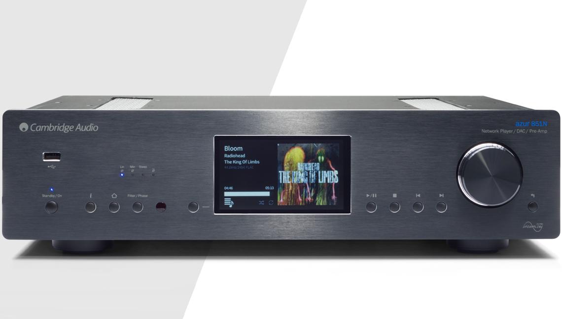 Zéér Betaalbaar Cambridge Audio's 851N en de CXA60 What hifi awards