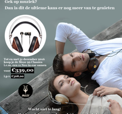 Meze Headphones, we zijn dealer