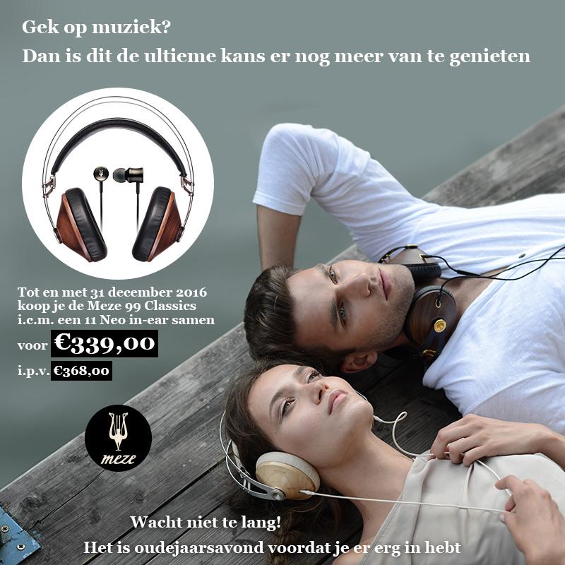 Meze Headphones, we zijn dealer