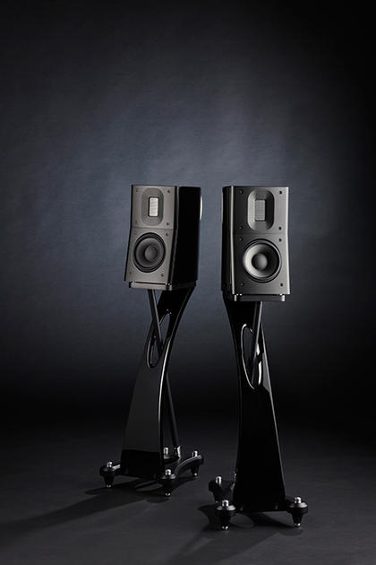 Raidho D-1.1 HIFI+ review standmount loudspeaker