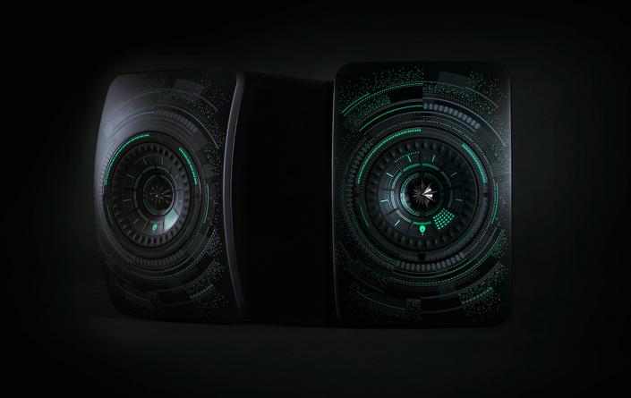 Kef introduceert Nieuwe Kef LS50 wireless Nocturne