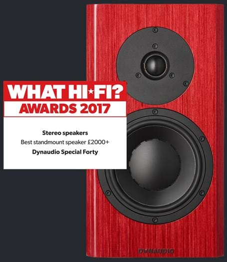Mooie test op hifi.nl over de Dynaudio Special Forty