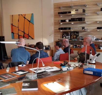 A10Audio start met Borresen luidsprekers. Lees het fabrieksbezoek verslag