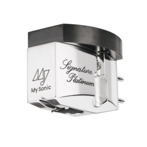 My Sonic Labs Signature Platinum MC Cartridge